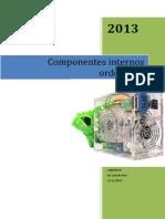 Tema 2 - Componentes Internos