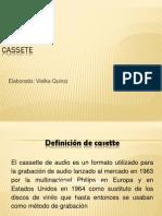 Audio Casete