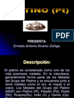 platino Alvarez Zuñiga