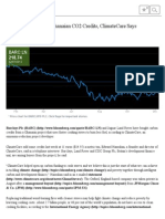 Barclays, Jaguar Buy Ghanaian CO2 Credits, ClimateCare Says - Bloomberg