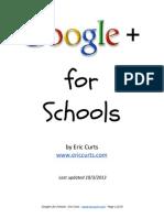Google+ for Schools