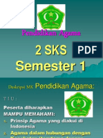 Agama Di FK Malahayati TM1