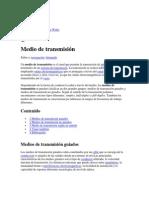 Medios de Transmision XDSL, HDSL, ADSL