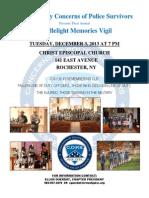 2013 Vigil Flyer