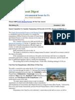 Pa Environment Digest Dec. 2, 2013