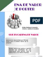 Cadena de Valor de Porter Expo
