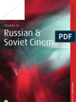 Studies in Russian and Soviet Cinema