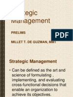 I. Strategic Management