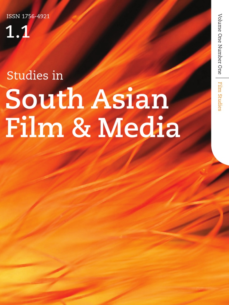 7269c58a37a Studies in South Asian Film and Media  Volume  1