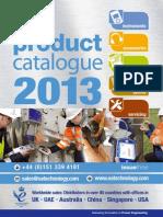 11171 EA Product Catalogue 2013 36pp v8 LR