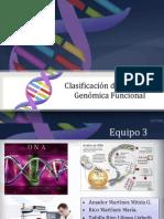 EXPOSICION Genomica Funcional