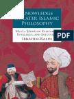 80761525 Mulla Shadra Existence Intellect and Intuiton Ibrahim Kalin