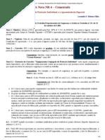 A Nova NR-6 - Comentada_ Equipamento de Proteção Individual e a Aposentadoria Especial