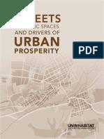 Streets as Places - Un Habitat Report