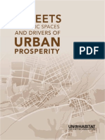 Streets as Places - Un Habitat Report