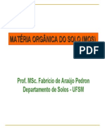 Aula Materia Organica