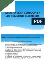 Impacto de La Geologia en Los Registros Electricos