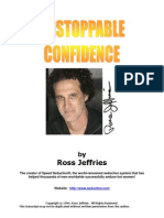 ross jeffries unstoppable confidence tapes
