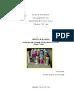 Gestion de Almacen r&r Cosmeticos