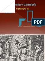 Herreria Materiales y Tecnicas III