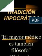 JURAMENTO HIPOCRATES