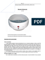 Aparat Detoxifiere Ionica _ Ast-88-Manual Romana