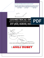 Geometrical Optics Book With Special Lecture