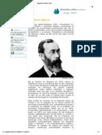 Biografia de Wilhelm Wundt