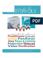 100PLUS Uses of Everyday Oils by Young Living