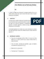 Laboratorio de Peso Especifico de Las Particulas (Autoguardado)