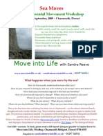 Sea Moves 2009 Webflier