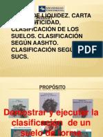MECÁNICA DE SUELOS I 6° SEMANA