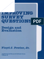 FOWLER, F. (1995). Improving survey questions.pdf