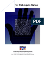 Fingerprint Manual