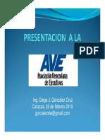 2010 Presentacion Diego Gonzalez