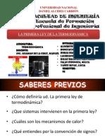 1º LEY DE LA TERMODINAMICA- DIAPOSITIVAS