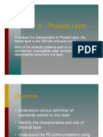 Physical Layer OSI