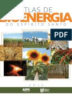 Atlas de Bioenergia Do Espirito Santo