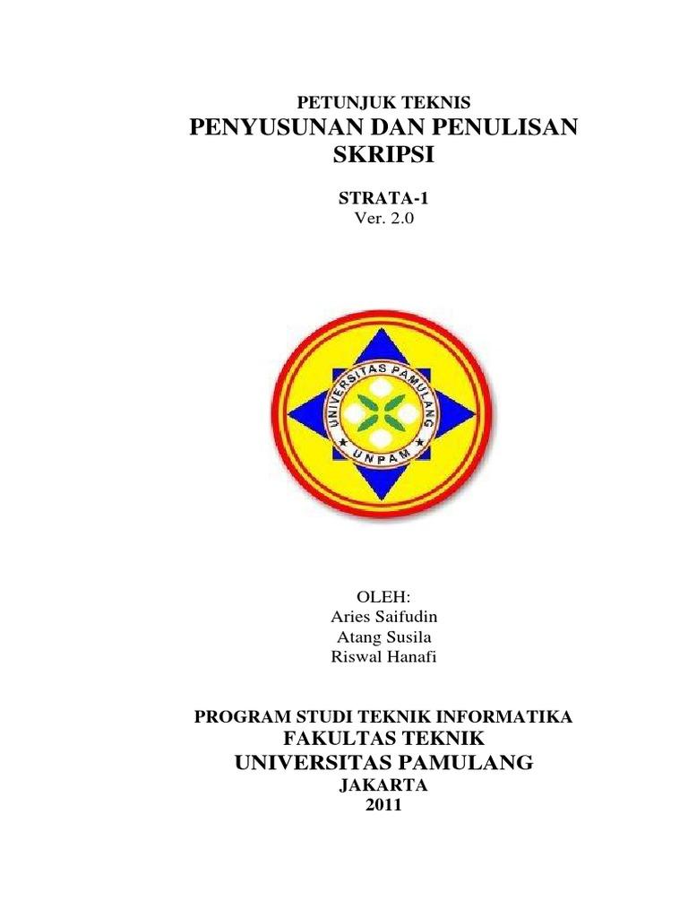 Download Skripsi Teknik Informatika Pdf Generatormybest S Diary