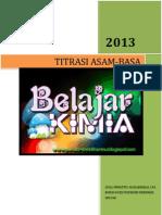 Buku Pedoman Ilmu Dasar Kimia 2013 Percobaan 3