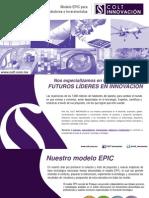 EPIC Para Proyectos - Brochure Ejecutivo