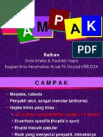 CAMPAK Dr Raihan