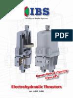 376 IBS V09-120327 Electro-Hydraulic-Thruster DIN15430 En