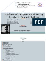 60334188 Analysis and Design of a Multi Storey Reinforced Concrete