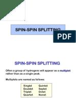 Nmr Splitting