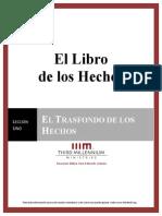El Libro de Los Hechos Third Millenium