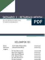 PPT Skenario 3 Retardasi Mental