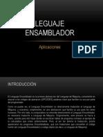 Leguaje Ensamblador