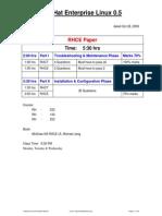 Rhce Notes
