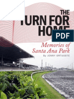 The Turn for Home by Jenny Ortuoste